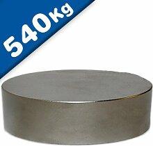 Scheibenmagnet Rundmagnet Neodym (NdFeB) - Größe