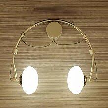 Scheinwerfer der Mode 2 der kreativen Kopfhörer