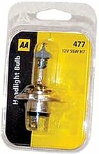Scheinwerfer Lampe H7(477) NEU AA Lampen-/Glühlampen