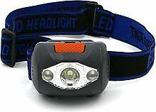 Scheinwerfer Mini Scheinwerfer Helle Stirnlampe