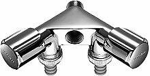 SCHELL 033680699 NA-Doppelventil , Ventil COMFORT