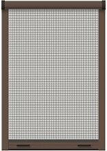Schellenberg 50549 Insektenschutz-Klemmrollo 60 x 100 cm braun