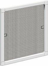 Schellenberg 50734 Insektenschutz-Fenster, weiß max. 120 x 150cm