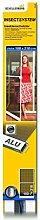 Schellenberg 50754 Insektenschutz-Tür 100 x 210 cm weiß
