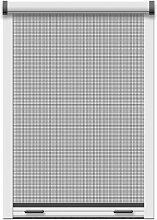 Schellenberg 50826 Insektenschutz-Klemmrollo Fenster 160 x 160 cm weiß