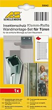 Schellenberg 50842 Frontmontage-Set für Tür-Rollo