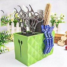 Schere Lagerhalter für Friseursalon Stylist,