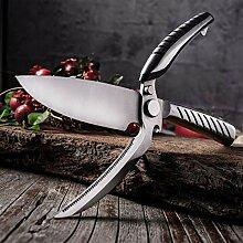Schere Messer Multifunktionale Küchenschere