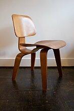Schichtholz DCW Stuhl von Charles & Ray Eames für