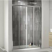 Schiebe-Duschtür