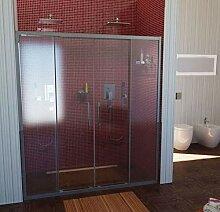 Schiebetür Nische 150 cm, Glastür 150x200 cm