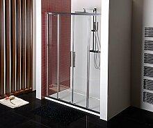 Schiebetür Nische 160 cm, Glastür 160x200 cm