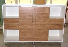 Schiebetüren-Sideboard Pendo 160 x 125 x 46 cm