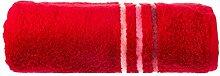 Schiesser 101058 Skyline Color Handtuch, 50 x 100