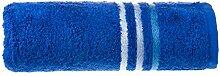 Schiesser Handtuch, Blau