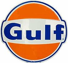 Schilder 4Fun Golf Öl sterben rund