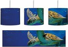 Schildkröte im Riff inkl. Lampenfassung E27,