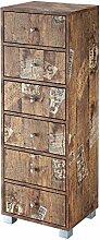 Schildmeyer Sydney Kommode, Holzdekor,