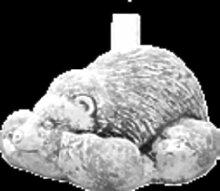 Schirmständer Igel (S546R) Gartendeko Tierfiguren