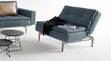 Schlaf-Sessel Carol, blau