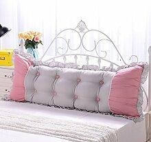 Schlafsaal kissen Sofa-bett kissen Zurück Cute tatami rechteckige kissen-B Durchmesser200cm(79inch)