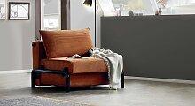 Schlafsessel Naoto Relax-Sessel orange