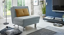 Schlafsessel Orsina Relax-Sessel gelb
