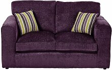 Schlafsofa Budron ClassicLiving Polsterung: Pflaume