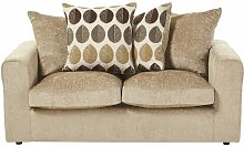 Schlafsofa Buford ClassicLiving Polsterung: Taupe