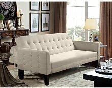 Schlafsofa Muscogee ClassicLiving Polsterfarbe: