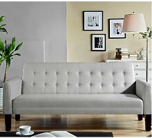Schlafsofa Tynemouth ClassicLiving Polsterfarbe: