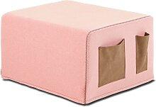 Schlafwürfel - Cube - Rosa