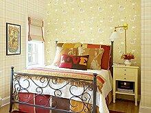 Schlafzimmer aensw Tapete Vlies Tapete, Gelb