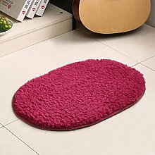 Schlafzimmer Bedside Matratze Foyer Badezimmer Anti-Rutsch-Matten Badezimmer Absorbierende Matten ( farbe : 1# , größe : 100*200cm )