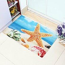 Schlafzimmer,Bett,Von Mat/Lobby Fußmatten/Küche,Die Tür,Entstaubung Mat/Indoor-matten/Von Mats-E 80x120cm(31x47inch)