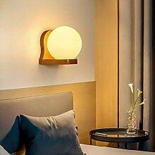 Schlafzimmer Bett Wandlampe kreativ LED