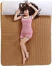 Schlafzimmer Falt- und komfortablen matratze/ Tatami Matratze-C 120x200cm(47x79inch)
