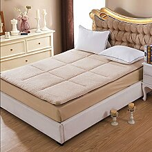 Schlafzimmer komfortabel atmungsaktiv TATAMI Matratze/Dicken warmen Matratze-A 90x200cm(35x79inch)
