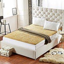 Schlafzimmer komfortabel atmungsaktiv TATAMI Matratze/Dicken warmen Matratze-H 90x200cm(35x79inch)