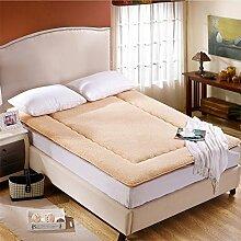 Schlafzimmer komfortabel atmungsaktiv TATAMI Matratze/Dicken warmen Matratze-A 100x195cm(39x77inch)