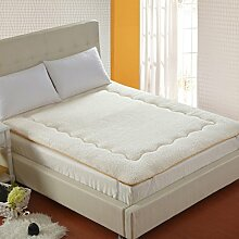 Schlafzimmer komfortabel atmungsaktiv TATAMI Matratze/Dicken warmen Matratze-B 150x200cm(59x79inch)