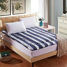 Schlafzimmer komfortabel atmungsaktiv TATAMI Matratze/Dicken warmen Matratze-C 90x200cm(35x79inch)