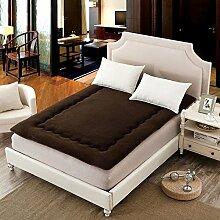 Schlafzimmer komfortabel atmungsaktiv TATAMI Matratze/Dicken warmen Matratze/Faltbare Matratze-C 120x200cm(47x79inch)