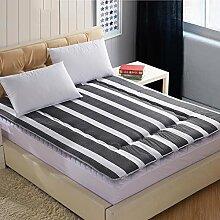 Schlafzimmer komfortabel atmungsaktiv TATAMI Matratze/Dicken warmen Matratze-A 120x200cm(47x79inch)