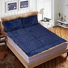 Schlafzimmer komfortabel atmungsaktiv TATAMI Matratze/Dicken warmen Matratze-M 180x200cm(71x79inch)