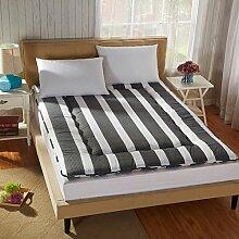 Schlafzimmer komfortabel atmungsaktiv TATAMI Matratze/Dicken warmen faltbare Matratze-C 120x200cm(47x79inch)