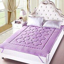 Schlafzimmer komfortabel atmungsaktiv TATAMI Matratze/Folding gepolsterte warmen Matratze-C 100x200cm(39x79inch)