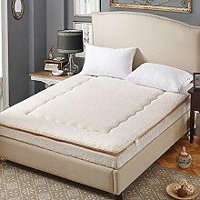 Schlafzimmer komfortabel atmungsaktiv TATAMI Matratze/Folding gepolsterte warmen Matratze-B 120x200cm(47x79inch)