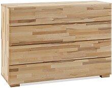 Schlafzimmer Kommode aus Kernbuche Massivholz 4