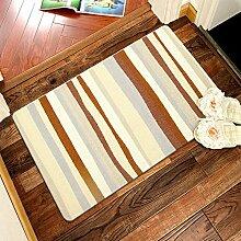 Schlafzimmer küche door mat,badezimmer badezimmer non-slip foot mat-M 45x180cm(18x71inch)